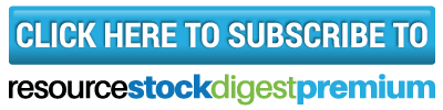 Subscribe to Resource Stock Digest Premium