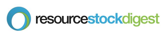 Resource Stock Digest Logo Dark