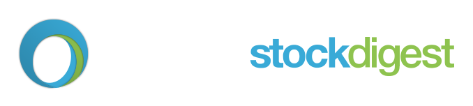 Resource Stock Digest Logo Light